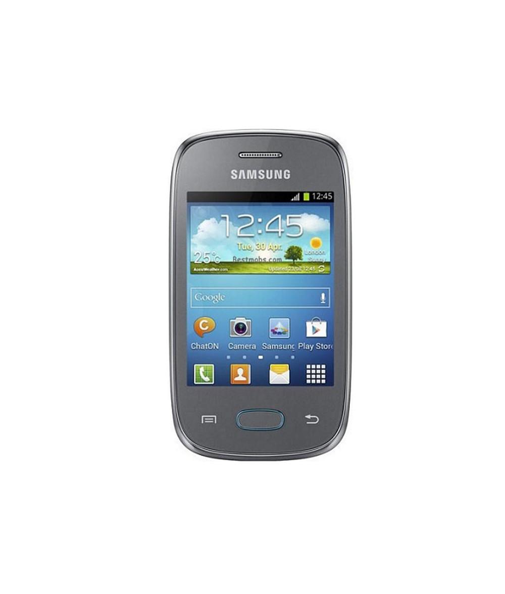 Samsung Galaxy Pocket Neo S5312 Cinza - 4GB - Broadcom BCM21654 / ARM Cortex - A9 - Tela 3 ´ - Câmera 2 MP - Desbloqueado - Recertificado