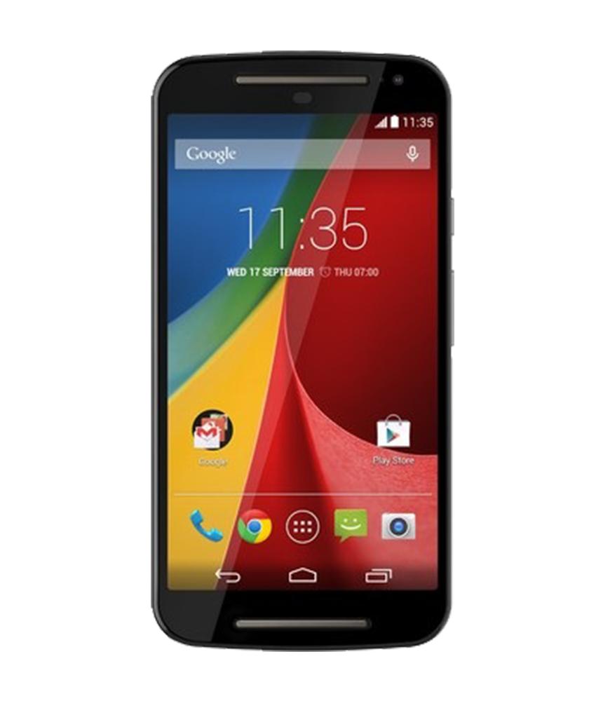 Motorola Moto G ( 2a Geração ) 3G Dual 16GB - 16GB - Android OS, v4.4.4 ( KitKat ) - Quad - core 1.2 GHz Cortex - A7 - Tela 5 ´ - Câmera 8MP - Desbloqueado - Recertificado