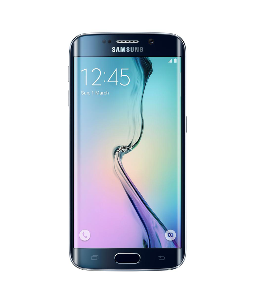 Samsung Galaxy S6 Edge 64GB Preto - 64GB - Android 5.0 TouchWiz UI Lollipop - Quad - core 1.5 GHz Cortex - A53 + Quad - core 2.1 GHz Cortex - A57 - Tela 5.1 ´ - Câmera 16MP - Desbloqueado - Recertificado