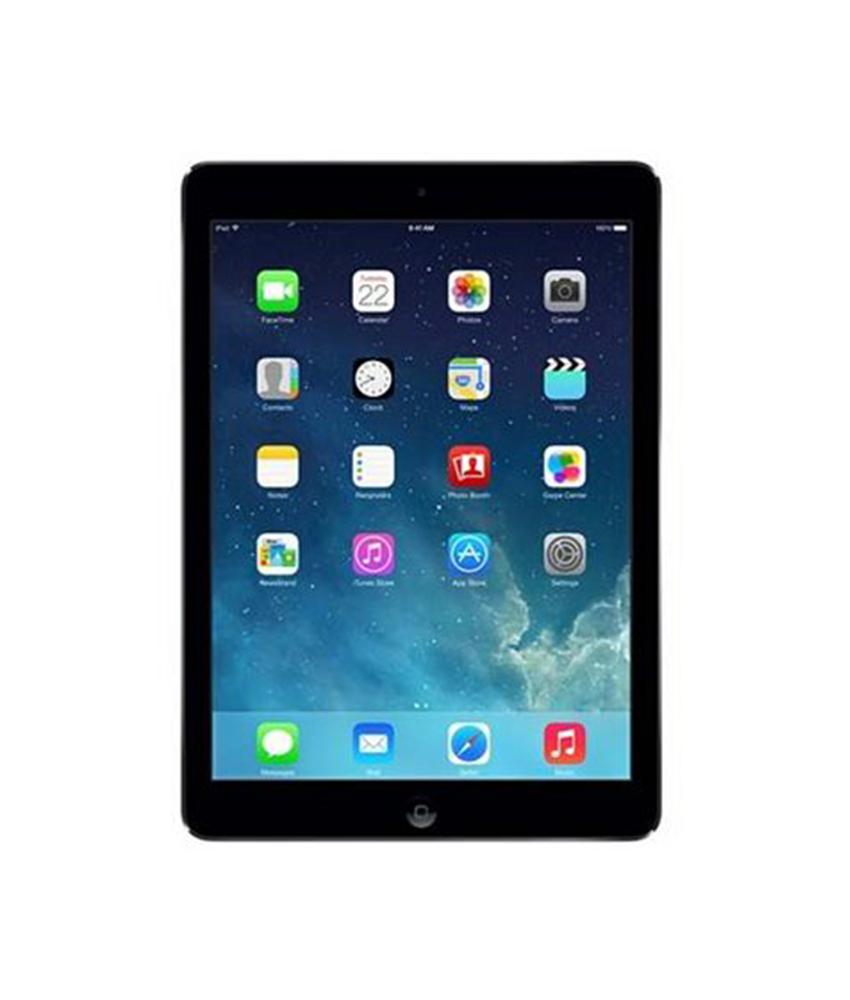iPad Air Wi - Fi + 4G 32GB Cinza Espacial - 32GB - iOS 8 - Chip A7 com arquitetura de 64 bits e coprocessador de movimento M7 - Tela 9,7 ´ - Câmera 5MP - Desbloqueado - Recertificado