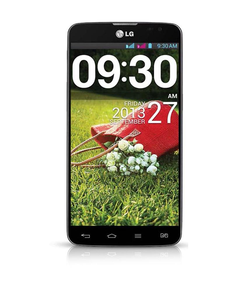LG G Pro Lite Dual D685 Preto - 8GB - Android 4.1.2 Jelly Bean - 1 GHz Dual Core - Tela 5,5 ´ - Câmera 8MP - Desbloqueado - Recertificado