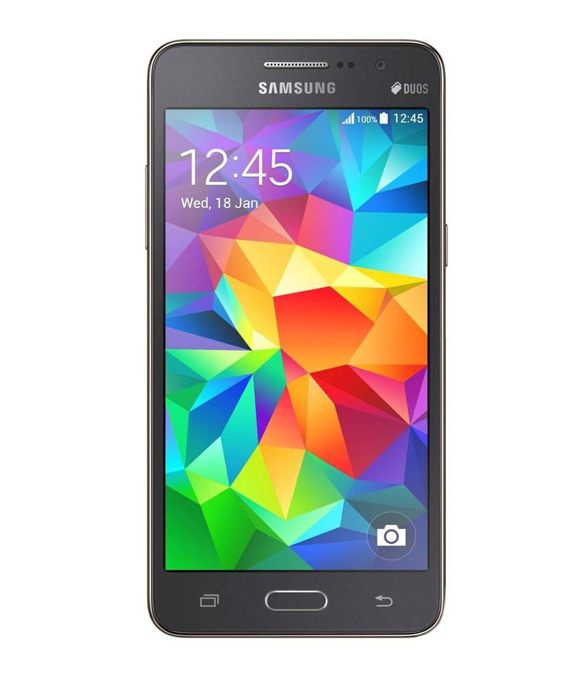Samsung Gran Prime 3G Duos 8GB Cinza Seminovo Muito Bom