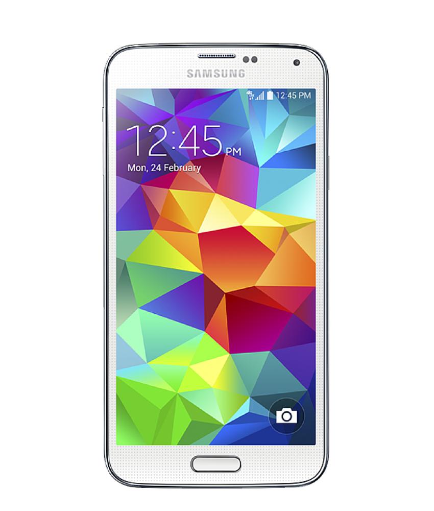 Samsung Galaxy S5 Duos Branco Seminovo Muito Bom