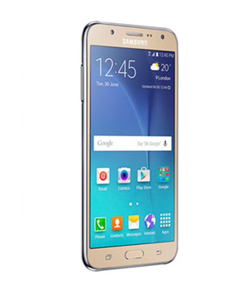 Samsung Galaxy J5 Dourado - 8GB - Desbloqueado - Recertificado