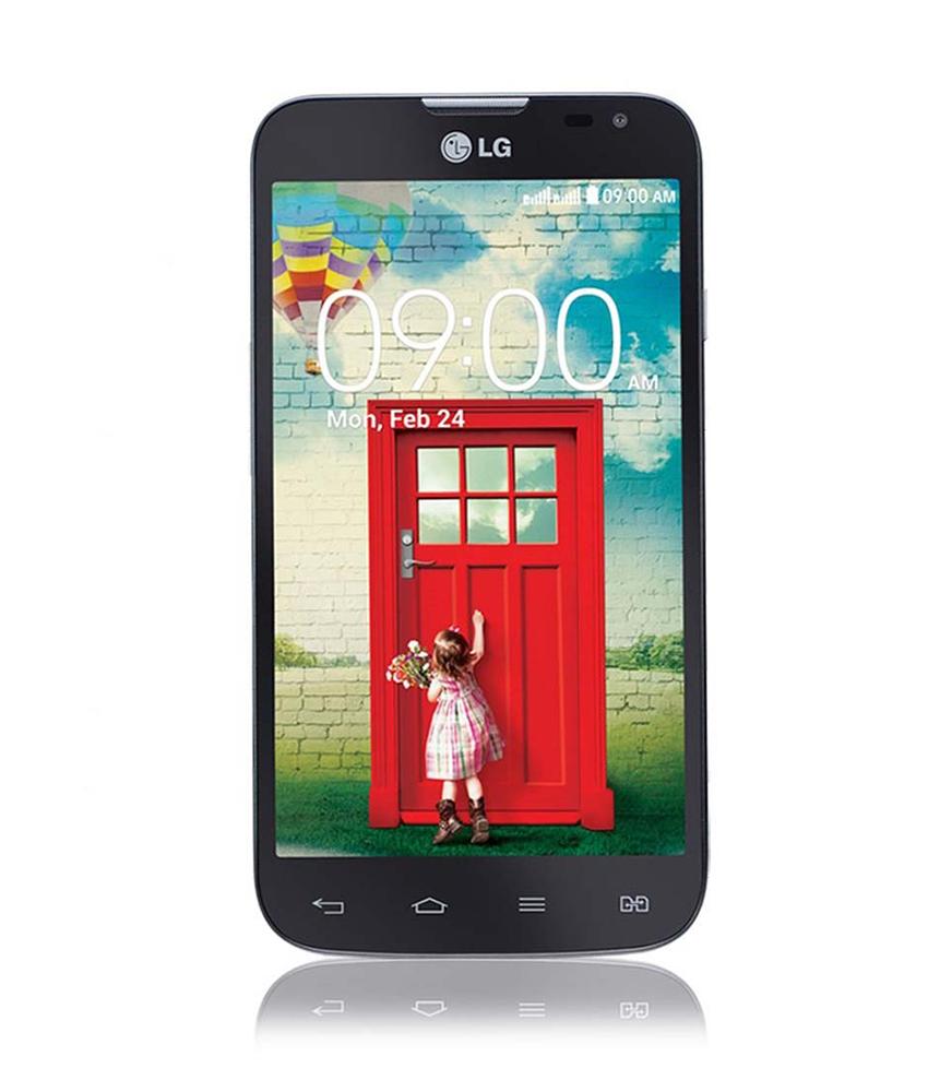LG L70 Triple - 4GB - Android 4.4 KitKat - 1.2 GHz Dual Core - Tela 4,5 ´ - Câmera 8MP - Desbloqueado - Recertificado