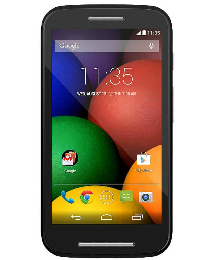 Motorola Moto E ( 1a Geração ) XT - 1025 8GB Dual Preto Verde - 8GB - Desbloqueado - Recertificado