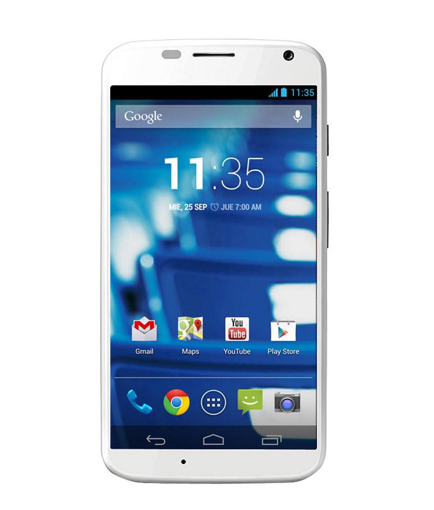 Motorola Moto X ( 1a Geração ) Branco - 16GB - Android 4.4.4 KitKat - 1.7 GHz Dual Core - Tela 4.7 ´ - Câmera 10MP - Desbloqueado - Recertificado