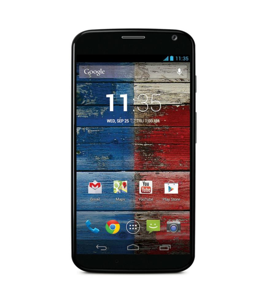 Motorola Moto X ( 1a Geração ) Preto - 16GB - Android 4.4.4 KitKat - 1.7 GHz Dual Core - Tela 4.7 ´ - Câmera 10MP - Desbloqueado - Recertificado