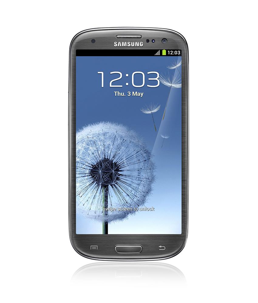 Samsung Galaxy S3 Mini Cinza - 8GB - Android OS, v4.1 - Tela 4. ´ - Câmera 5MP - Desbloqueado - Recertificado