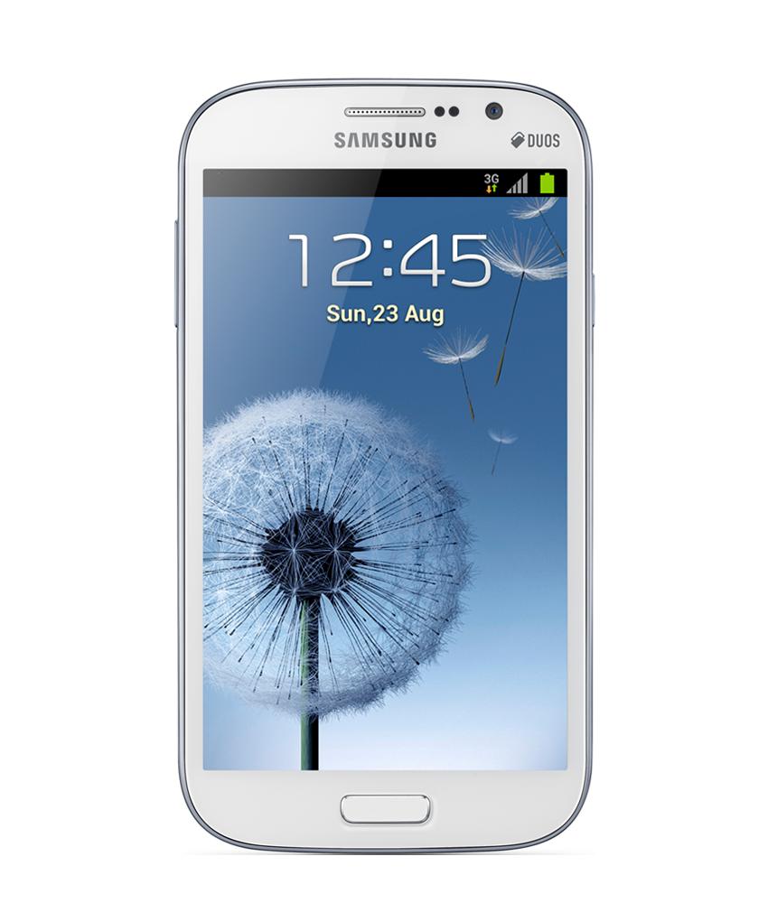 Samsung Galaxy Grand Duos i9082 Branco Seminovo Muito Bom