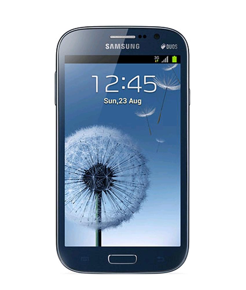 Samsung Galaxy Grand Duos i9082 Preto - 8GB - Android 4.1 Jelly Bean - 1.2 GHz Dual Core - Tela 5.0 ´ - Câmera 8MP - Desbloqueado - Recertificado