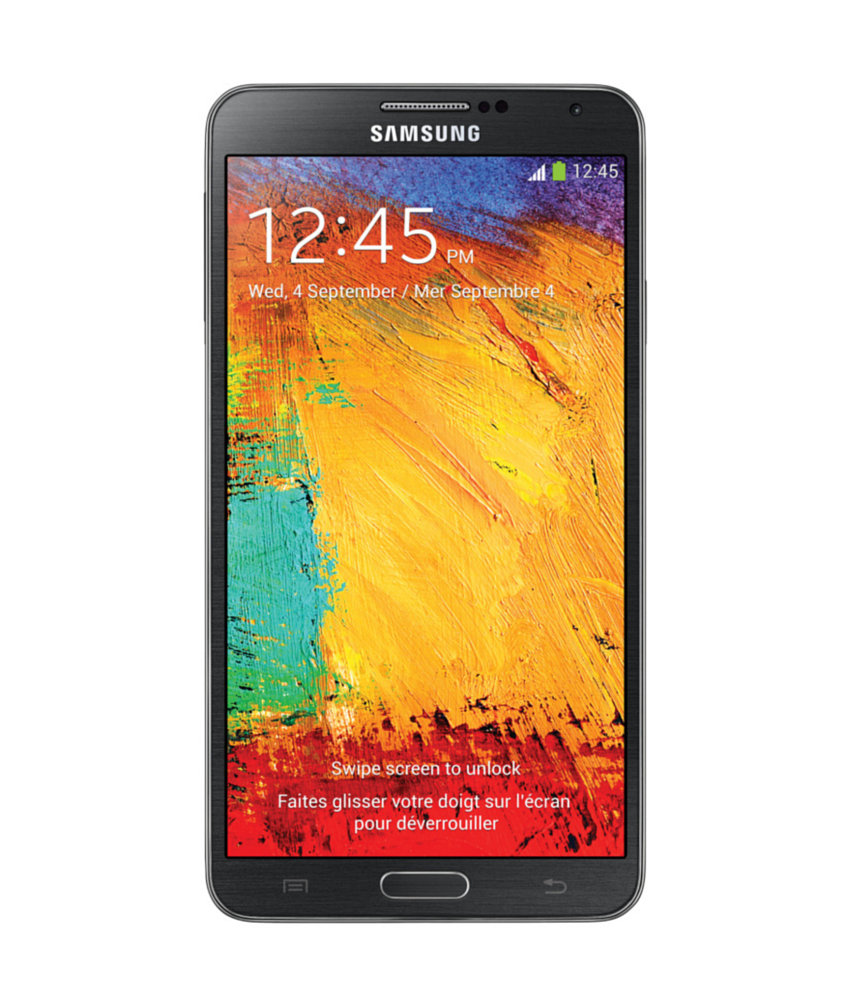 Samsung Galaxy Note 3 32GB Preto Seminovo Excelente