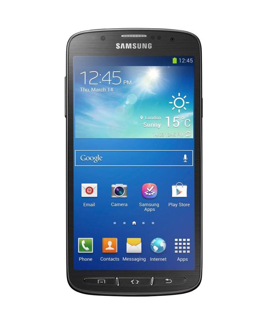 Samsung Galaxy S4 Active 16GB - 16GB - Android 4.2.2 Smart Phone Jelly Bean - 1.9 GHz Quad Core - Tela 5 ´ - Câmera 8MP - Desbloqueado - Recertificado