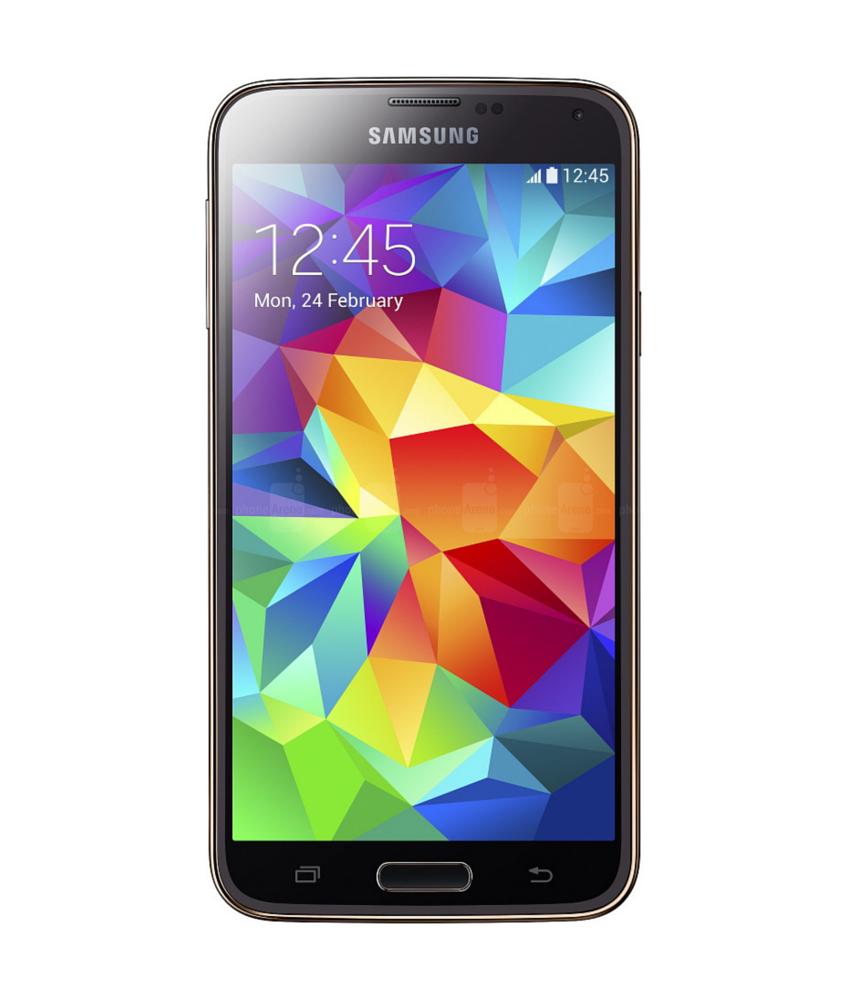 Samsung Galaxy S5 Mini Duos Dourado Seminovo Muito Bom