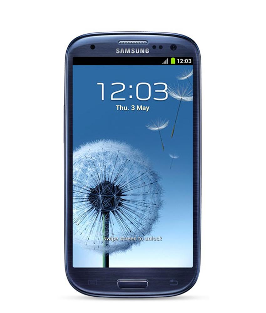 Samsung Galaxy S3 I9300 Azul - 16GB - Android OS, v4.0.4 - Quad - core 1.4 GHz Cortex - A9 - Tela 4.8 ´ - Câmera 8MP - Desbloqueado - Recertificado