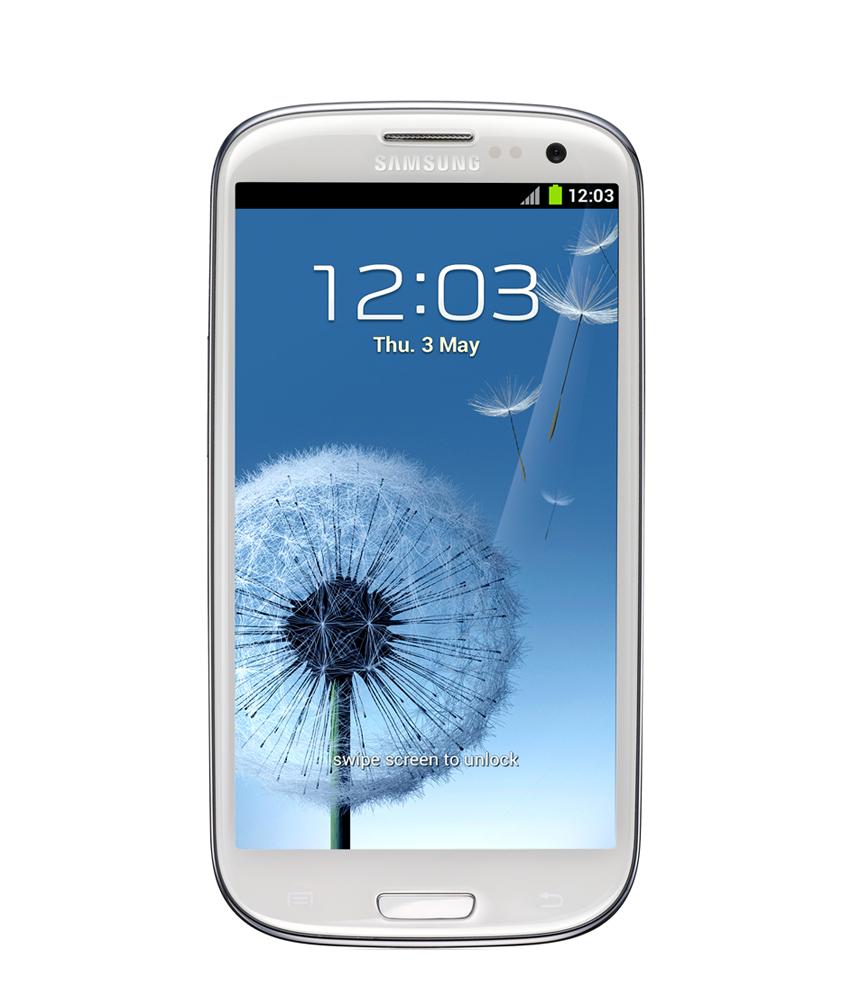 Samsung Galaxy S3 I9300 Branco - 16GB - Android OS, v4.0.4 - Quad - core 1.4 GHz Cortex - A9 - Tela 4.8 ´ - Câmera 8MP - Desbloqueado - Recertificado