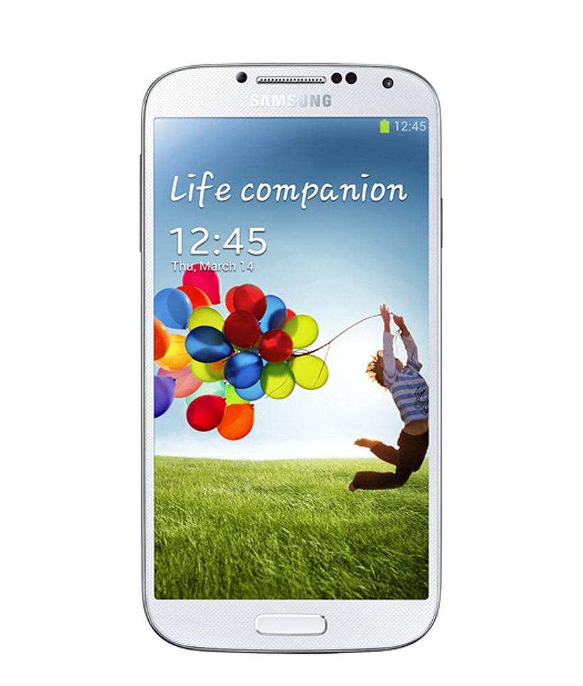Samsung Galaxy S4 i9500 Branco - 16GB - Android 4.2.2 Jelly Bean - 1.6 GHz 8 Core - Tela 5 ´ - Câmera 13MP - Desbloqueado - Recertificado
