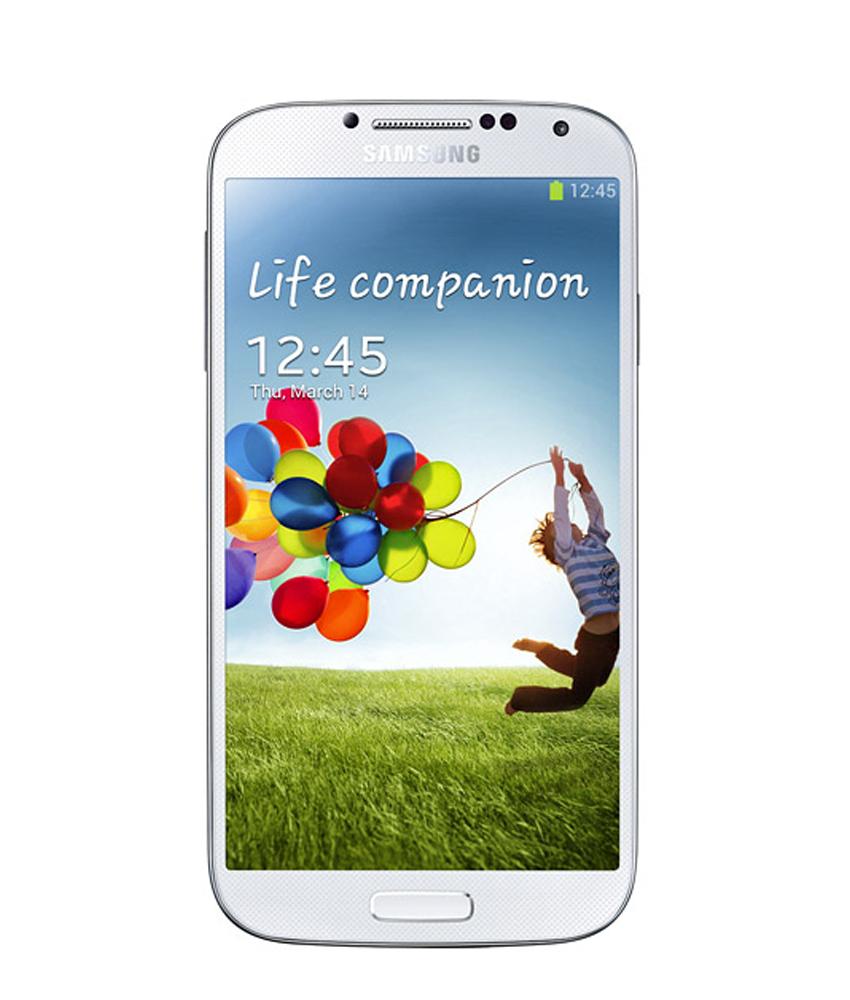 Samsung Galaxy S4 i9515 Branco Seminovo Muito Bom